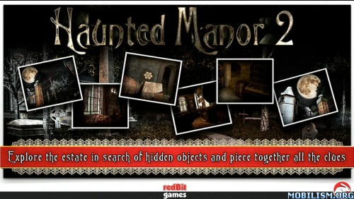 Haunted Manor 2 Full v1.8 Apk