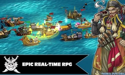 War Pirates v1.0.200-49 (Mega Mod) Apk