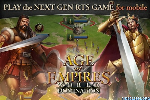Age of Empires:WorldDomination v1.0.0[Mod] Apk