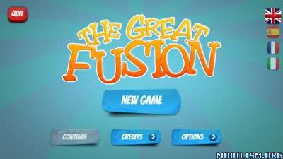 The Great Fusion Apk v1.2.1