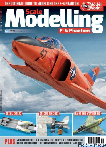 Download Scale Modelling - F-4 Phantom, 2017 (.PDF)