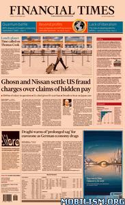 Financial Times USA – 24 September 2019
