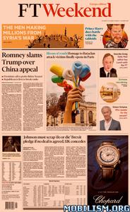 Financial Times Weekend Europe – 05/ 06 October 2019