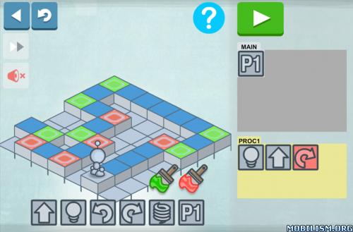 Lightbot Jr : Coding Puzzles v1.6.4 Apk