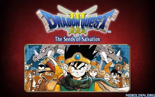 Dragon Quest III v1.0.3 (Mod Money) Apk
