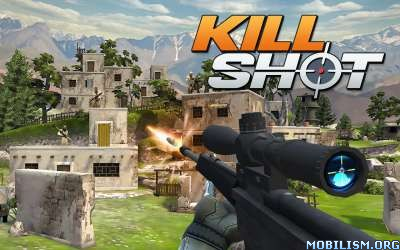 Kill Shot v2.6 [Unlimited Ammo] Apk