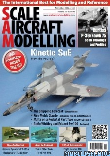 Download ebook Scale Aircraft Modelling - November 2016 (.PDF)