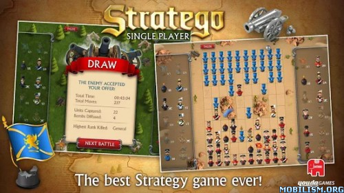 Stratego® Single Player v1.1.0 Apk