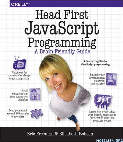 Head First JavaScript Programming by Eric T. Freeman+  +