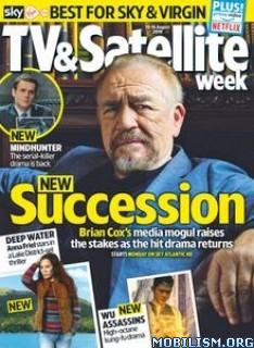 TV & Satellite Week – 10 August 2019