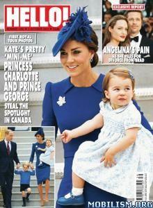 Download ebook Hello! Magazine UK - 3 October 2016 (.PDF)