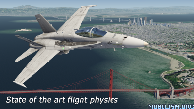 Aerofly 2 Flight Simulator v2.3.19 [Patched/Unlocked] Apk