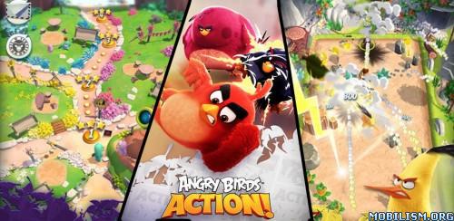 Angry Birds Action! v1.9.1 Mega Mod Apk