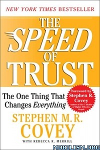 Download ebook The SPEED of Trust by Stephen M.R. Covey (.ePUB)