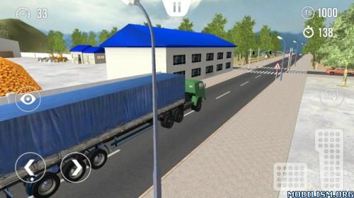 Big Truck Hero - Truck Driver v1.32 (Unlocked) Apk