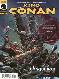 Download King Conan the Conqueror by Dark Horse Comics (.CBR)