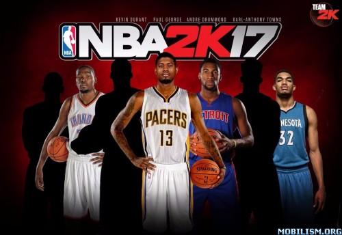 NBA 2K17 v0.0.21 + Mod Money Apk