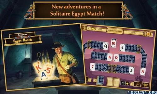 Solitaire Egypt Match v1.0 (Mod Money) Apk