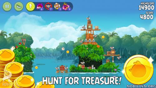 Angry Birds Rio v2.5.0 (Unlimited Items / Unlocked) Apk