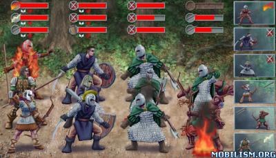 Tales of Illyria: Fallen Knight v6.01 Apk
