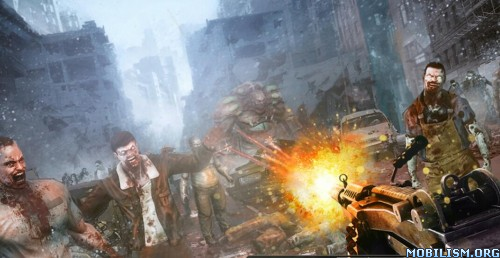 Dead Target: Zombie v1.6 (Mod Money) Apk