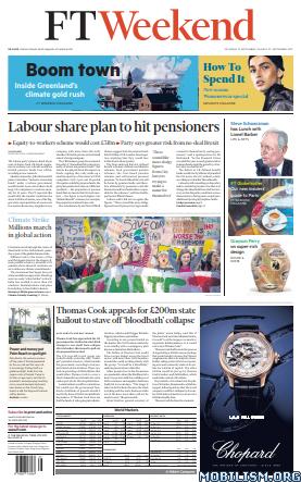 Financial Times Weekend UK – September 21/22, 2019