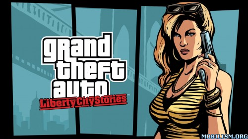 GTA: Liberty City Stories v1.8 {Mod Money} Apk