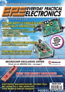 Download Everyday Practical Electronics – February 2017