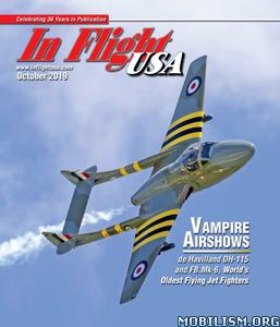 In Flight USA – October 2019