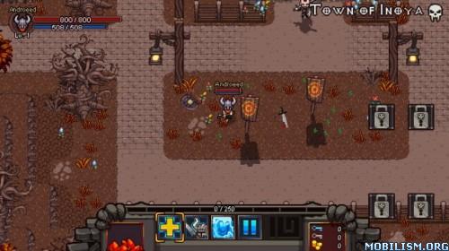 Hero Siege: Pocket Edition v1.7.10 [Mod Crystals] Apk