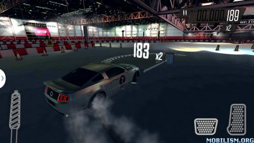 Red Bull Car Park Drift v1.5.1 (Mod Money) Apk