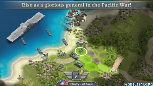 1942 Pacific Front v1.3.3 (Mod Money/Ad-Free) Apk