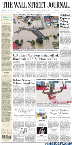 The Wall Street Journal – October 14, 2019