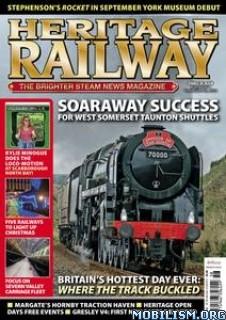Heritage Railway – Issue 258, August 30/ Sep 26, 2019