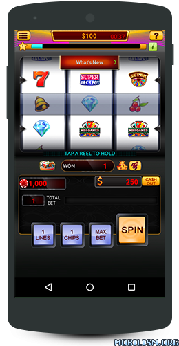 Slot Machine+ v8.1.4 Apk