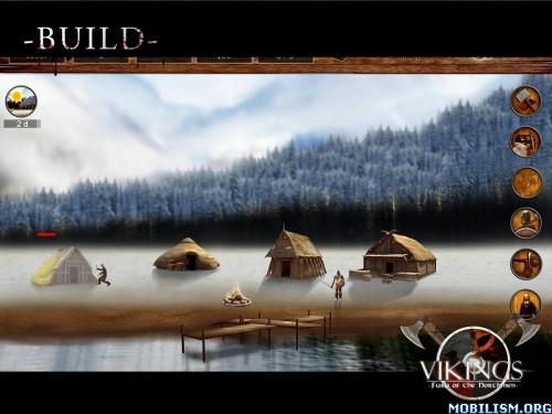 Vikings Fury of the Northmen v1.8 Apk