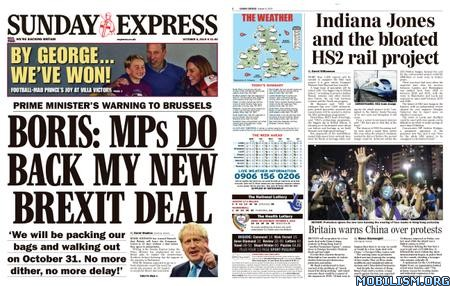 Sunday Express – October 06, 2019