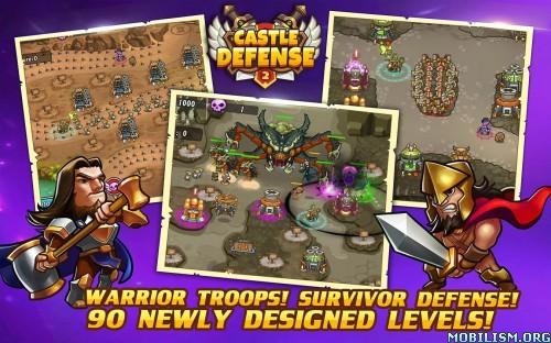 Castle Defense 2 v3.1.0 (Mod) Apk