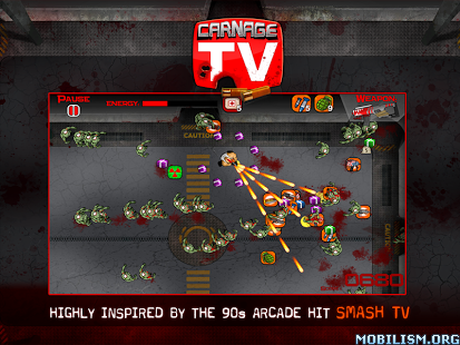 Carnage TV v1.2.2 (Mod Money) Apk