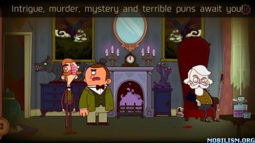 Bertram Fiddle: Episode 1 v1.3 Apk