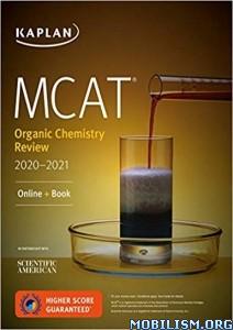 MCAT Organic Chemistry Review 2020-2021 by Kaplan Test Prep