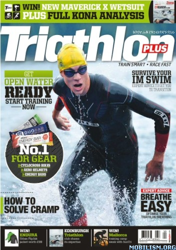 Download ebook Triathlon Plus UK - Winter 2016 (.PDF)