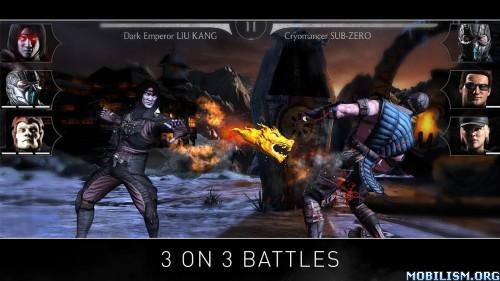 Mortal Kombat X v1.9.0 [Mega Mod] Apk