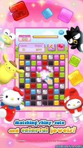 Hello Kitty Jewel Town! v2.1.2 (Mod Money) Apk