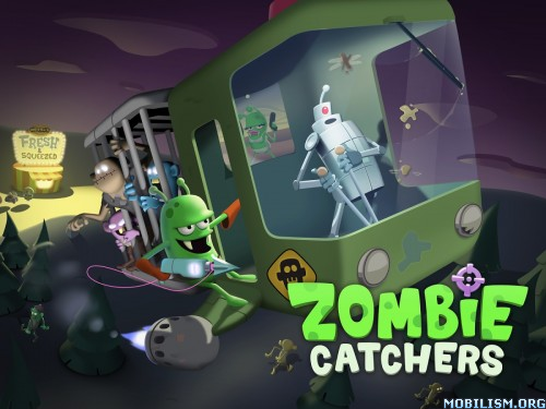 Zombie Catchers v1.0.7 [Mod Money] Apk