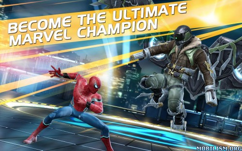 MARVEL Contest of Champions v14.1.1 (Mod) Cracked Apk