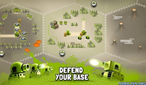 Tactile Wars v1.6.2 [Mod] Apk