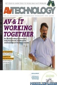 Download ebook AV Technology - July/August 2017 (.PDF)
