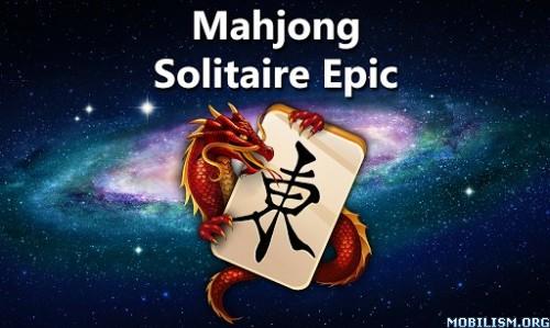 Mahjong Solitaire Epic v2.1.0 [All Unlocked] Apk