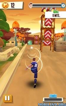 Messi Runner v1.0.11 (Mod Money) Apk